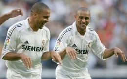 """Real Madrid """"vùi dập"""" Liverpool trong trận cầu có 12 bàn thắng"""