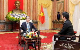 Chủ tịch nước trả lời phỏng vấn báo chí trước chuyến thăm Nhật Bản