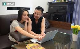 Cận cảnh cơ ngơi tiền tỷ của Hữu Công và vợ hot girl tại Hà Nội