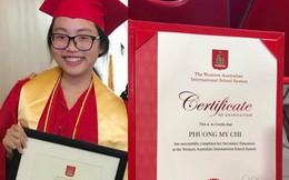Phương Mỹ Chi xuất sắc tốt nghiệp cấp 2 loại giỏi dù từng bị hoài nghi mê hát bỏ bê việc học