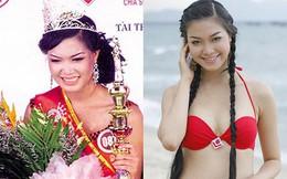 Sự cố ít người biết trước khi đăng quang của hoa hậu xui xẻo nhất Việt Nam