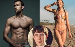 Phù thủy xấu xí trong Harry Potter: Lớn lên thành soái ca, kết hôn với bạn gái nóng bỏng