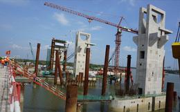 Siêu dự án chống ngập 10.000 tỉ đồng ở Sài Gòn bị tạm dừng