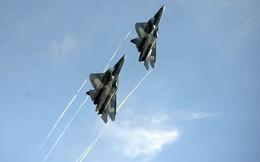 Tiêm kích Su-57 của Nga 'bùng nổ' trong cuộc thử nghiệm tại Syria
