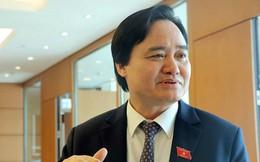"""Bộ trưởng Phùng Xuân Nhạ: Gọi """"giá dịch vụ đào tạo"""" là theo Luật Giá"""