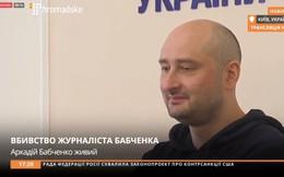 """Ukraine: Phóng viên Nga bị bắn chết """"hồi sinh"""", phát biểu trên truyền thông"""