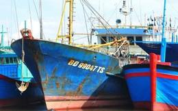 Tàu 67 nằm bờ ở Quảng Nam bị yêu cầu thanh lý: Ngư dân ấm ức