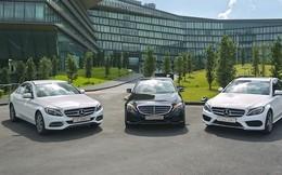 Mercedes-Benz Việt Nam triệu hồi thêm gần 300 xe vì lỗi túi khí