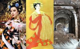An táng với kho báu nặng hơn 500 tấn, trong lăng mộ của Võ Tắc Thiên cất giấu bảo vật gì?