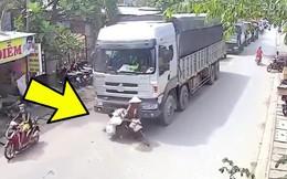 """Từ vụ tai nạn thảm khốc ở Bắc Từ Liêm, Hà Nội: Phải tránh xa """"vị trí thần chết"""" của xe tải"""