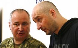 """Nhà báo Nga tại Ukraine chịu tắm tiết lợn, giả chết vì """"sợ gặp chuyện như ông Skripal"""""""