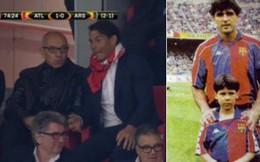 Cổ vũ Atletico Madrid, Rafael Nadal khiến CĐV Real nổi giận