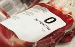 Người nhóm máu O dễ chết hơn khi bị thương nặng