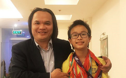 Nam sinh Hà Nội liên tục đứng đầu các kỳ thi Toán quốc tế
