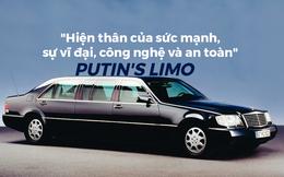 [PHOTO STORY] Siêu xe mới của Tổng thống Putin - chiếc xe sẵn sàng cho một cuộc chiến