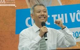 TS Trần Vinh Dự: Tôi thấy tiếc về quyết định rời Việt Nam của GS Trương Nguyện Thành