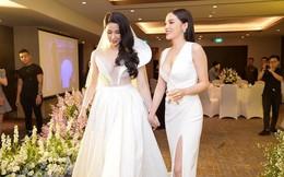Toàn cảnh đám cưới siêu sang của Diệp Lâm Anh và thiếu gia nổi tiếng Sài Gòn
