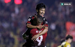 """Đối thủ của Công Phượng xử lý như Messi phút 90+2, gián tiếp """"đe dọa"""" ĐT Việt Nam"""