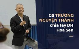 """8 phát ngôn quanh việc """"giáo sư quần đùi"""" Trương Nguyện Thành rời ĐH Hoa Sen về Mỹ"""