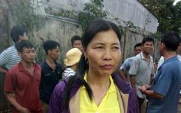 Một phụ nữ bịt mặt bắt cóc cháu bé 5 tuổi bị người dân tóm gọn