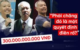 Thu hút nhân tài không giống như chờ trúng số Vietlott 300 tỉ đồng