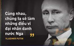 """TT Putin: Nước Nga """"mạnh mẽ như phượng hoàng"""", mỗi lần hồi sinh lại đạt đỉnh cao mới"""