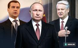 [PHOTO STORY] Hai đồ vật luôn xuất hiện trong các lễ nhậm chức của Tổng thống Nga