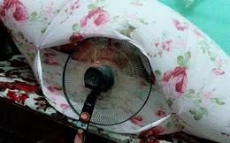 Những bí kíp chống nóng ngày hè của cư dân mạng: Hơi bất tiện nhưng mát là được