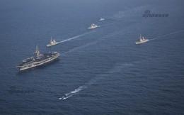 """Mỹ đảo chiến lược tàu sân bay """"làm loạn thế trận"""" Trung, Nga"""