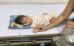 Thót tim cứu bé gái 2 tháng tuổi tím tái do sặc sữa