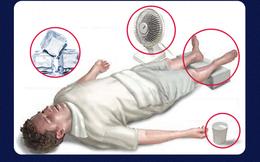 Nhiều người đã đột tử vì nắng nóng: Bất kể bạn làm nghề gì, chớ coi thường!