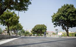 Ngắm tuyến phố đi bộ thứ 2 của Hà Nội sắp khai trương