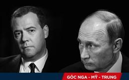 """Thủ tướng """"mới mà cũ"""" được chuẩn y: Nước Nga không có khoảng trống quyền lực"""