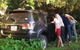 Tự gây tai nạn, bỏ xe chạy trốn: Tài xế Fortuner khai gì?