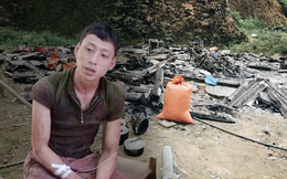 [PHOTO STORY] 2 giờ trốn chạy của nghi phạm giết 4 người ở Cao Bằng