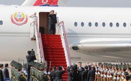 """Vì sao ông Kim Jong-un bất ngờ phá bỏ """"truyền thống"""", sang thăm Trung Quốc bằng chuyên cơ?"""