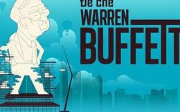 [Infographic] 'Đế chế' đầu tư của Warren Buffett