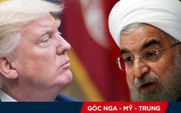 """""""Canh bạc Iran"""", cuộc trả đũa của ông Trump và cú đòn giáng vào nền kinh tế thế giới"""