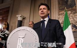 Ông Giuseppe Conte quay trở lại cương vị Thủ tướng Italy lâm thời