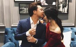 Bạn trai doanh nhân đăng ảnh hôn Hòa Minzy ngọt ngào nhân ngày sinh nhật