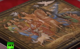Ý nghĩa đặc biệt đằng sau món quà bí ẩn ngoại trưởng Nga tặng ông Kim Jong Un
