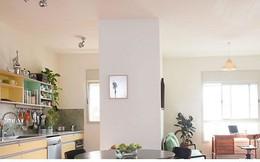 Căn hộ chung cư có phong cách vừa cổ điển vừa hiện đại