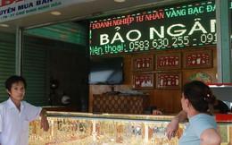 Đục vách tiệm vàng trộm gần 300 đôi bông tai