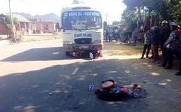 4 người trong một gia đình thương vong sau cú va chạm với xe buýt