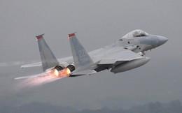 Máy bay chiến đấu F-15 của Mỹ rơi ngoài khơi Nhật Bản