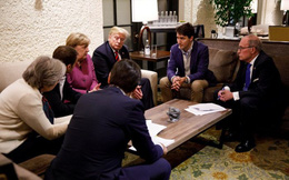 Mỹ - Canada căng thẳng gay gắt sau thượng đỉnh G7, Châu Âu chỉ trích ông Trump