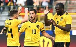 Lập cú đúp trong 9 phút, Lukaku giúp ĐT Bỉ thắng giòn giã