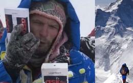Công ty nổi tiếng chôn phần thưởng hơn 1,1 tỷ VNĐ trên đỉnh Everest và cam kết tặng không cho ai tìm được chúng