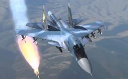 """Su-34 Nga đấu F-15E Mỹ: """"Vịt bầu đè bẹp Đại bàng""""?"""