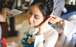 Hà Kiều Anh khoe nhan sắc trẻ đẹp sau 26 năm đăng quang hoa hậu